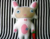RESERVED - Bunny Oogabooga Plush Toy