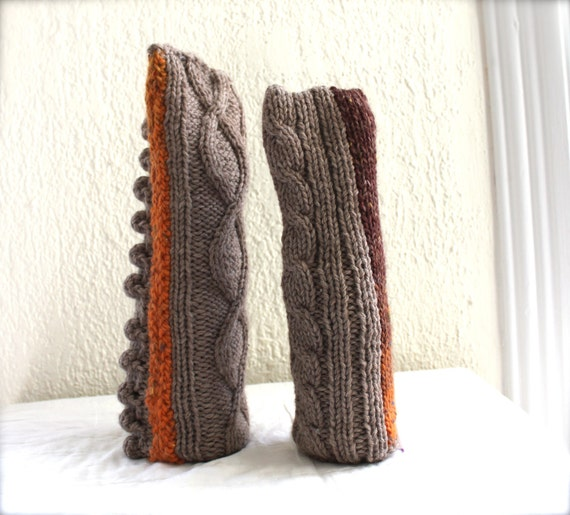 Sculpture - Abstract Knit Forms