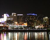 Cincinnati at Night - 5x15 photograph