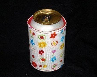 Sew Ez PDF Sewing Instructions Pattern To Make Soda or Beer Can Covers