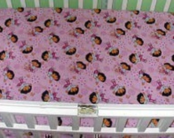 Sew Ez PDF Sewing Instructions Pattern To Make Crib/Toddler Bed Fitted Sheets