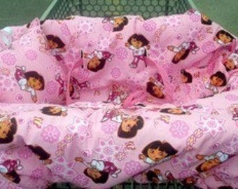 Sew Ez PDF Sewing Instructions Pattern To Make Shopping Cart Covers