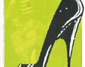 Sharon Jones Screen Print Concert Poster by Print Master