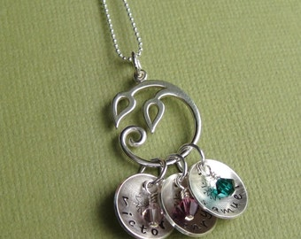 Family Garden Necklace