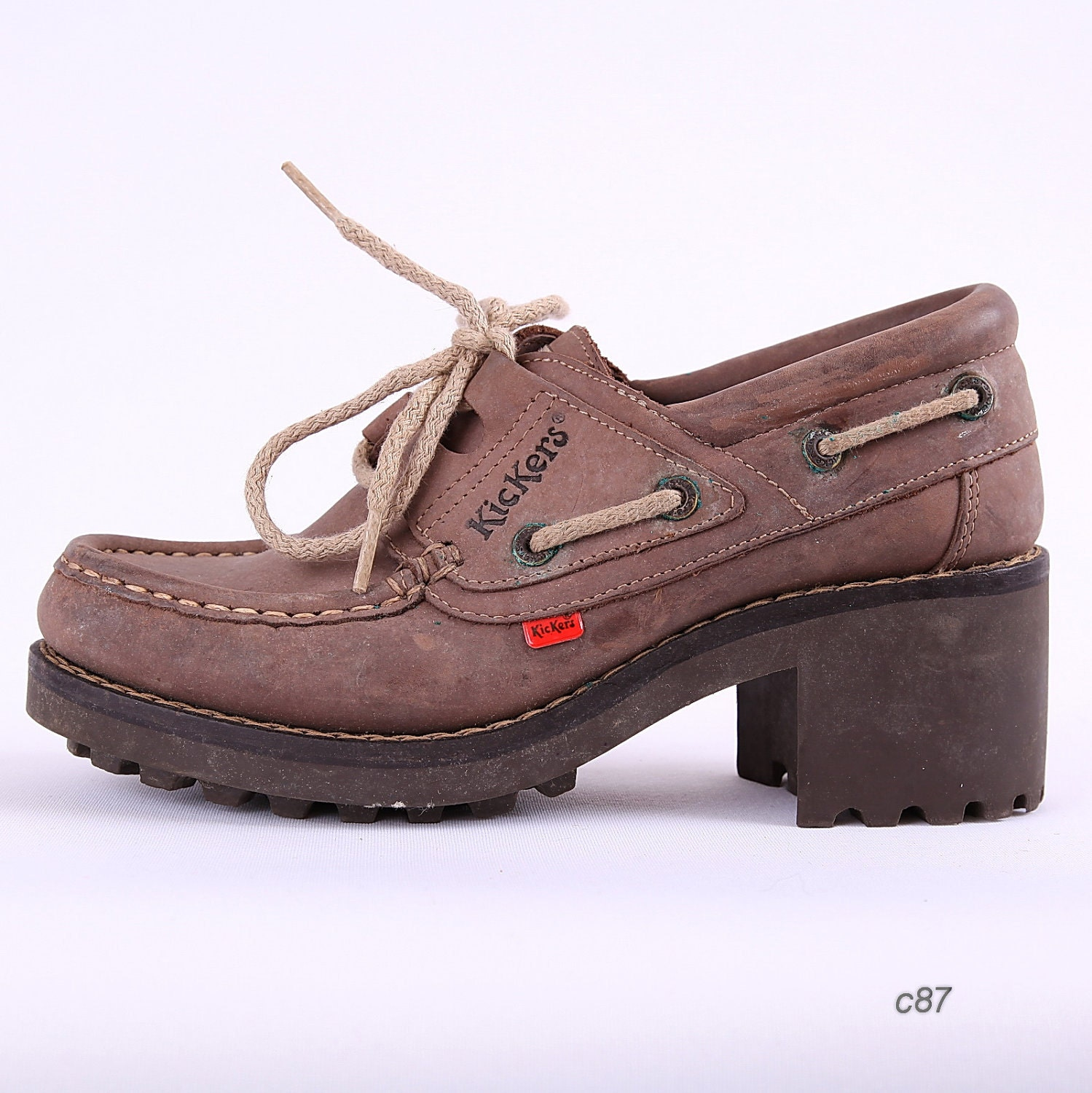 Kickers School Shoes Women