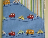Burp Cloth or Bitty Blanket - boys