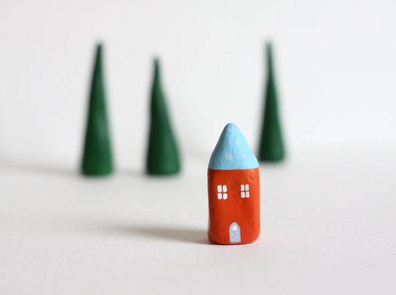 Little clay house - Little Home No 143
