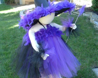 Custom Made Boutique Glamour Witch Costume