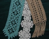Chill Buster Scarves Pattern Booklet PDF version