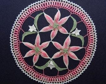 Stargazer Doily PDF Crochet Pattern