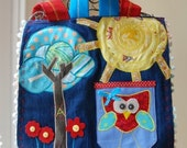 Busy Little Owly Backpack