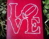 HOLD FOR LINDSEY Love Moleskine Lined Journal