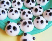 Panda Bear Soap Set - Panda Soap, Bear Soap, Lime Soap, Animal Soap, Mini Set, Party Favor, Kids Soap, Mini Soap, Kawaii Soap, Children Bath