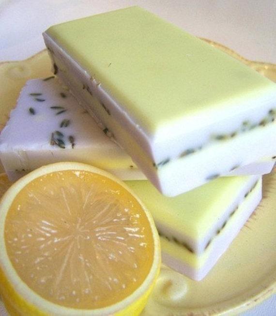 Lavender Lemon Citrus Soap