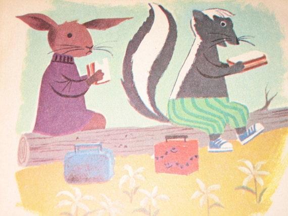 Vintage Book Bears Magic by Carla Stevens 1976 Softback Free USA shipping