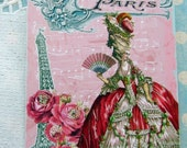 Marie Antoinette in Paris Tags