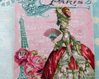 Marie Antoinette in Paris Tags