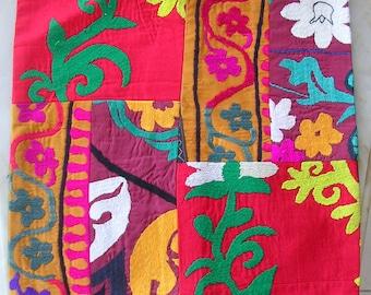 Uzbek Hand Embroidered Suzani 1979 By Bazaarbayar On Etsy
