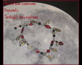 Twilight Charm Bracelet 001