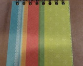 Sticky Notepad LARGE (Lined Spring Colors)