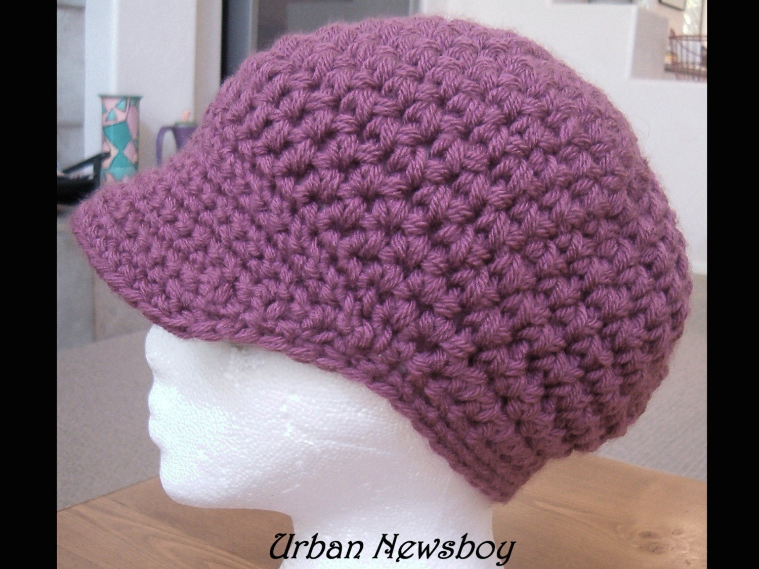 Classy Cloche Hat Pattern to Crochet - Yahoo! Voices - voices