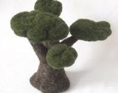 Evergreen Wool Tree