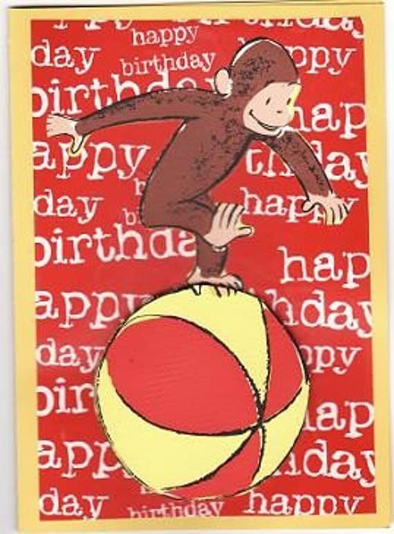 curious george wrapping paper Official site of curious george, featuring games and printable activities, resources for parents and teachers, curious george books, toys, dolls, birthday supplies.