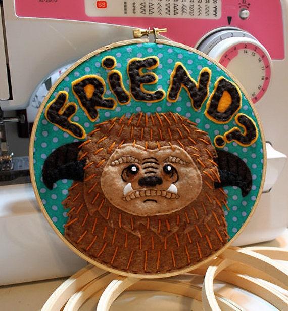 Ludo Embroidery