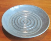 Handmade Serving Plate / Platter / Pottery by The Wheel and i