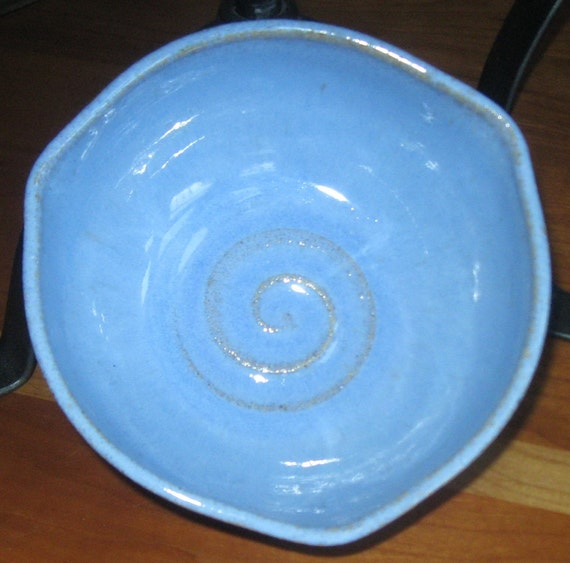 Blue Eyed Girls Bowl ...See shop for more Handmade Pottery