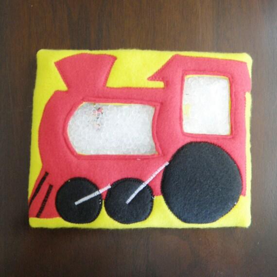 Choo Choo Train I Spy Bag - for your little engineer