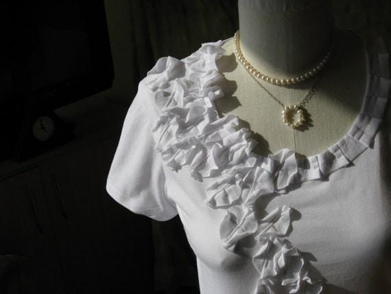 Embellished T-shirt  - RACHEL