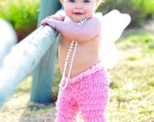 LACE PETTIPANTS FOR HER PETTISKIRT BY CHIC BABY ROSE IN TWELVE COLORS