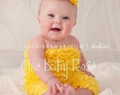 50% OFF Select Original Toddler Petti Romper in 22 color by Chic Baby Rose