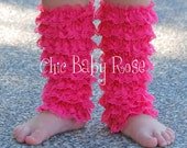 Lace Petti Leg Warmers by Chic Baby Rose in 28 Colors