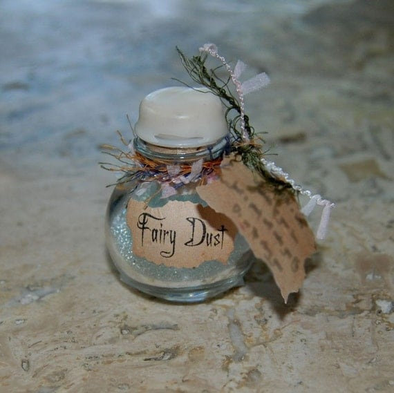 FAIRY DUST FROM THE CHIC BABY ROSE APOTHECARY