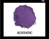 Ecstatic - Intensity Eye Shadow - Rich Purple with a Subtle Purple Pearl Effect - The Best is Here