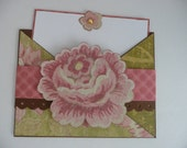 Pink Bloom Any Occasion Card