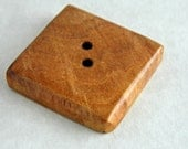 """Extra Large Handmade Wood Button-2""""-HMW1"""
