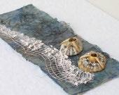 Limpet Shell Seashore Art Card