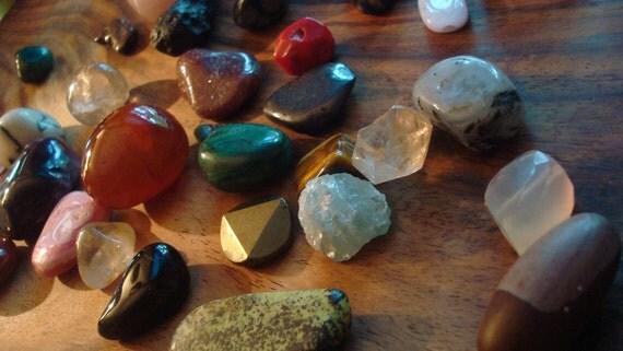 Personal Gemstone Reading