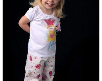 Cutiepies Couture Cutiepies custom Fairy ric rack 3pc. set NB-5T
