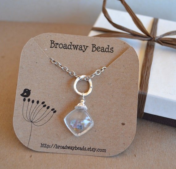 items similar to custom necklace jewelry display cards