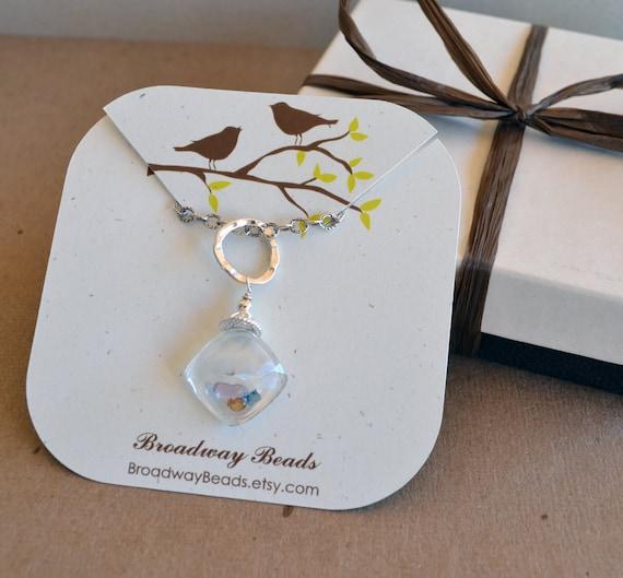 Diy Bracelet Display Card: Items Similar To Custom Necklace Cards Jewelry Display