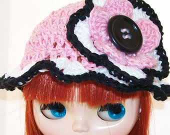 Blythe Hat and Dress Set