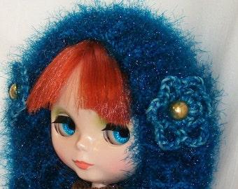 Cobalt Blue Delight - BLYTHE SNOOD
