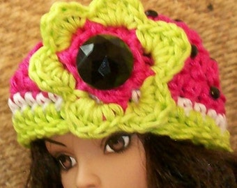 Yummy Watermelon- ELLOWYNE WILDE HAT