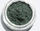 Gemtone Green Mineral Makeup Eye Shadow, Vegan