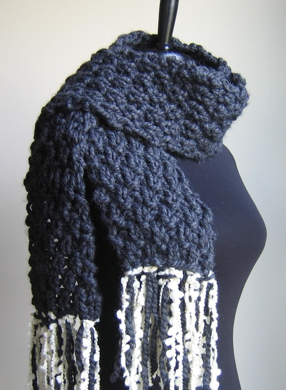 Winding Road scarf- IMMEDIATE ship