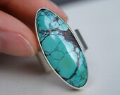 On SALE, Roots, a Turquoise cocktail ring